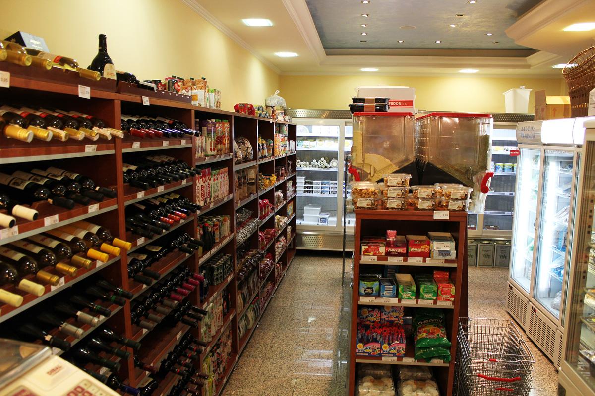 Taste Hellas - Supermarkt und Feinkost - Griechischer Supermarkt